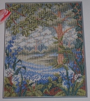 Bluebell Woods ~ Three Cross Stitch Charts