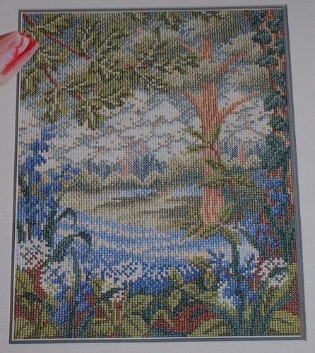 Bluebell Woods ~ Three Cross Stitch Charts