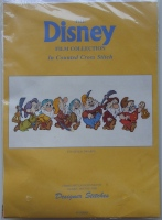 Designer Stitches: F29 Seven Dwarfs ~ Cross Stitch Kit