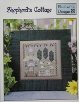 Elizabeth's Designs ~ Shepherd's Cottage: Cross Stitch Chart Booklet