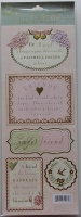 K&Co Brenda Walton: Somerset Journal Tags ~ Friends