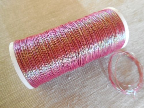 371 thread, Red opal