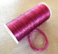 371 thread, fuchsia pink