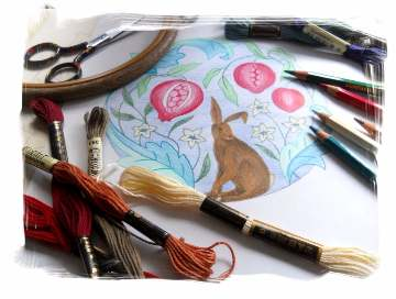 designing the hare pic