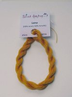 3855 Dark gold Lana thread (yellow)