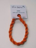 3803 Burnt orange Lana thread (orange)