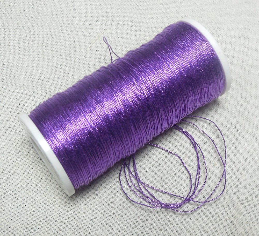 371 thread, purple
