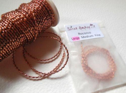 Copper Rococco, Large - 50cm