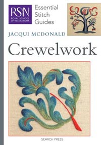 RSN Crewelwork book cover