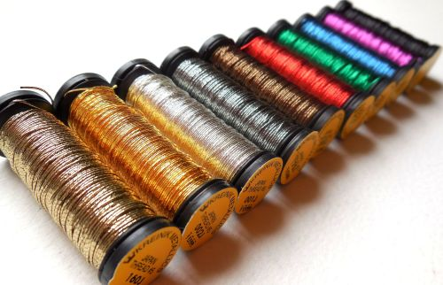 Kreinik No 5 whole range