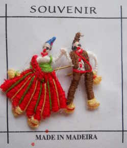 Madeira souvenir