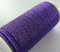 3-ply twist, Dark purple