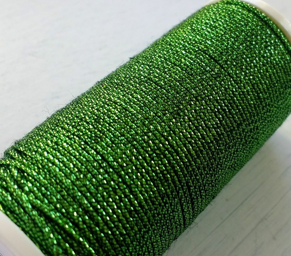 3-ply twist, Green
