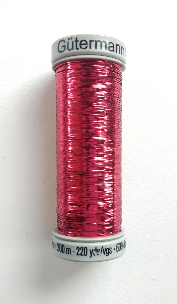 Sulky Sliver thread - Red 8054