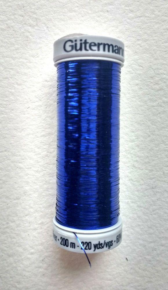 Sulky Sliver thread - Blue 8016