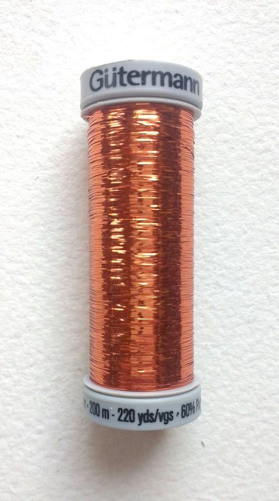 Sulky Sliver thread - Copper 8011