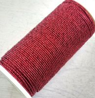 3-ply twist, Red