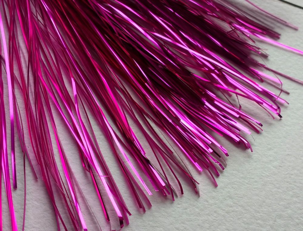 Plate ribbon, Fuchsia Pink 1mm