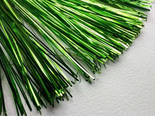 Plate ribbon, Mid Green multicolour 1mm
