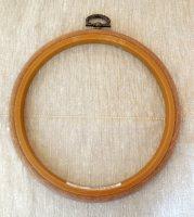 "Embroidery flexi hoop - Round 5"" diameter"