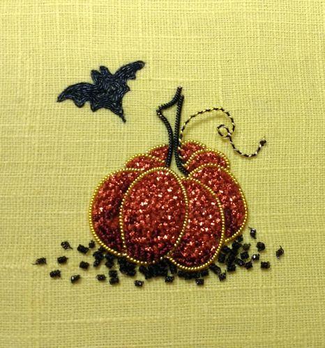 Halloween Pumpkin Instructions