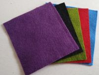 Felt square 10cm x 10cm Purple