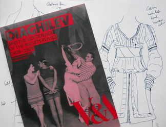 Ballet Russe sketch 2