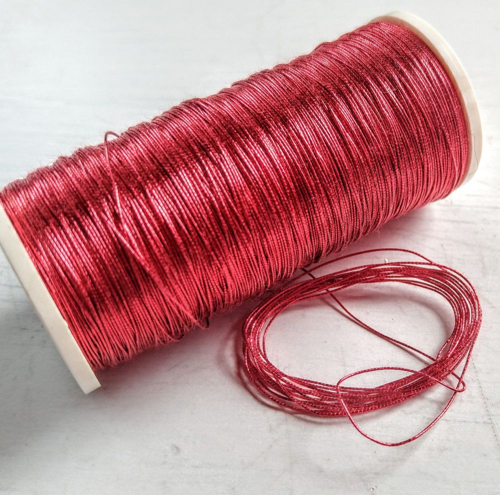 371 thread, Red