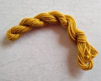 Soft string - Dark yellow