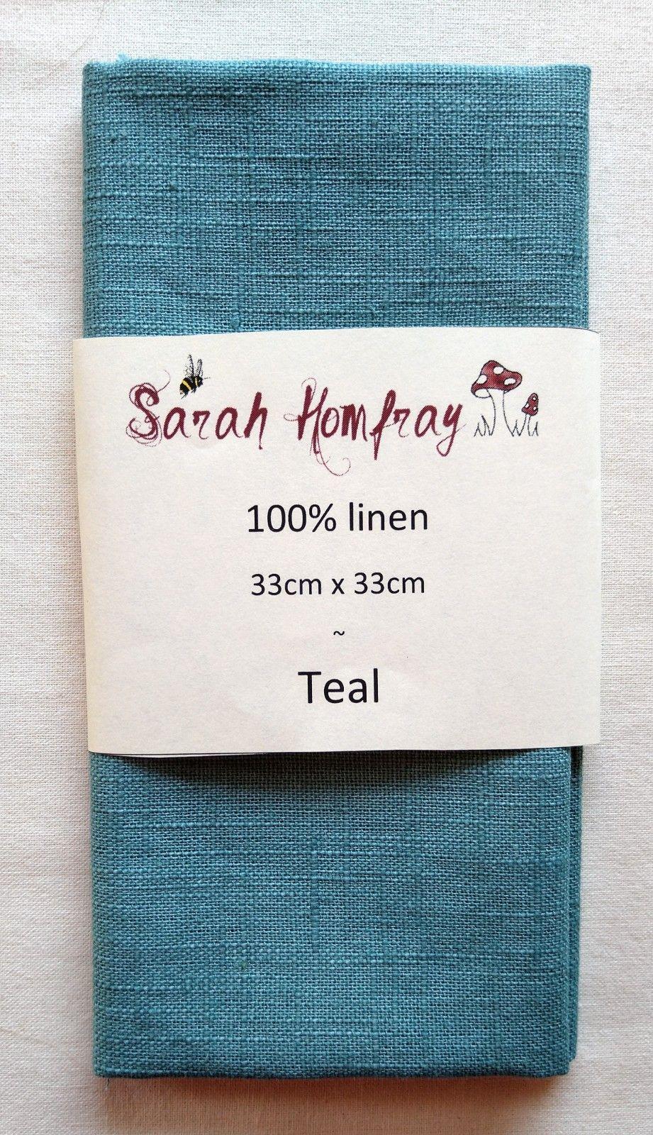 Linen - Teal