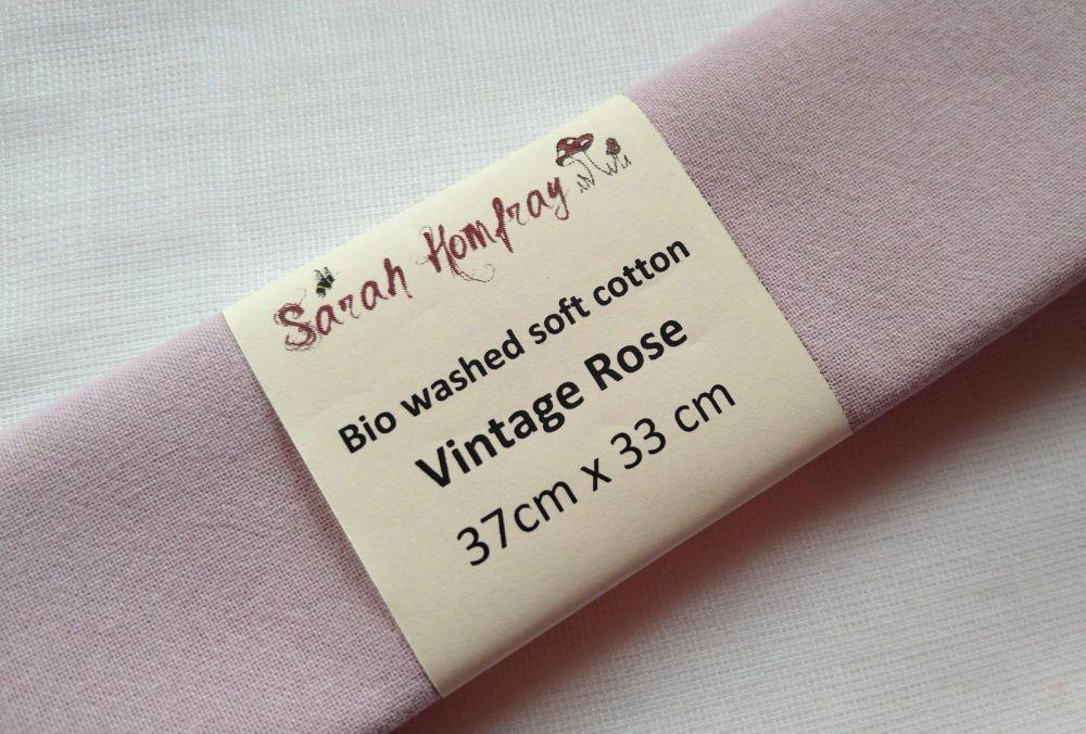 Cotton - Vintage Rose