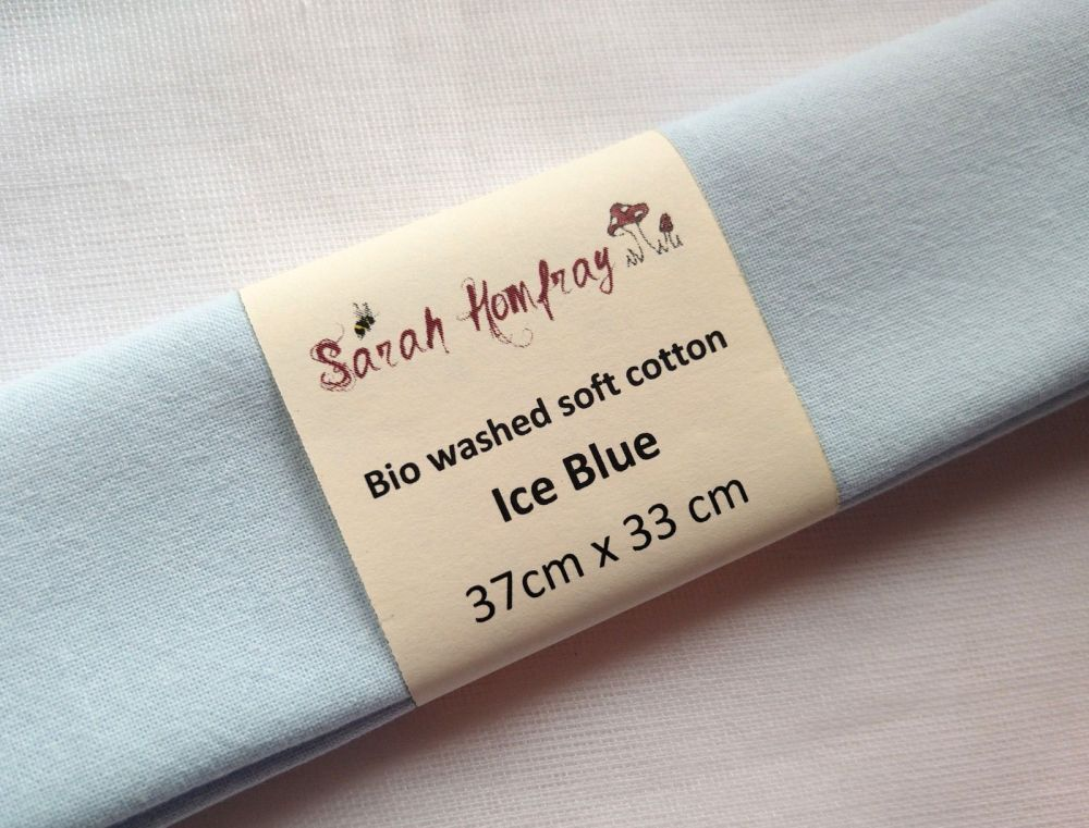 Cotton - Ice Blue