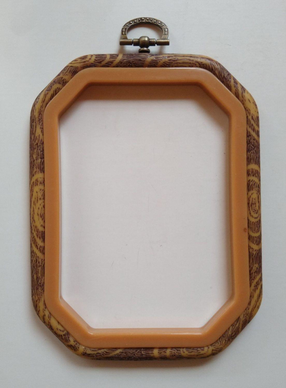 Embroidery flexi hoop - Octagonal 4