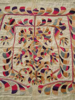 Korean embroidered wrapping cloth