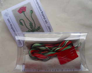Poppy kit contents