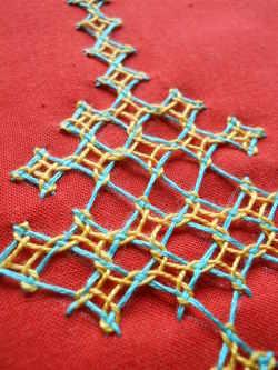 Kutch stitch