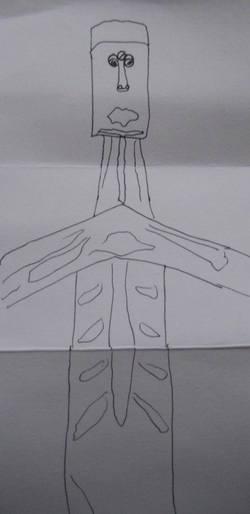 Picasso sketch 2