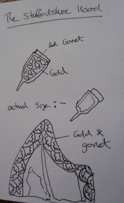 Staffordshire hoard sketch 1