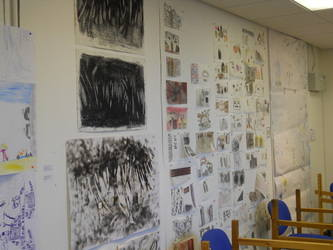 Big draw classroom