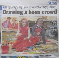 Big draw news