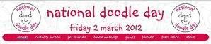 Nationl doodle day logo