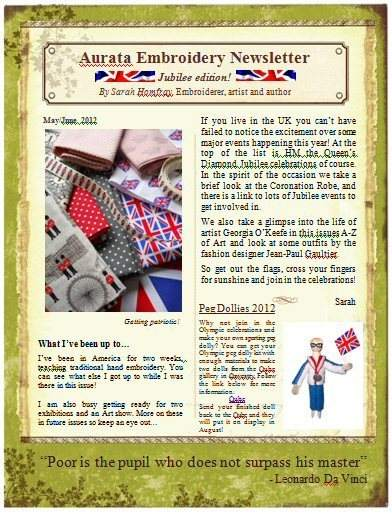 May_june newsletter cover