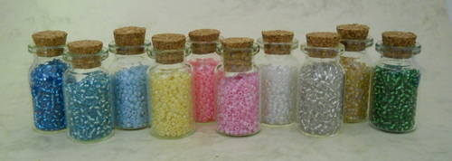 Jar of jewels - colours
