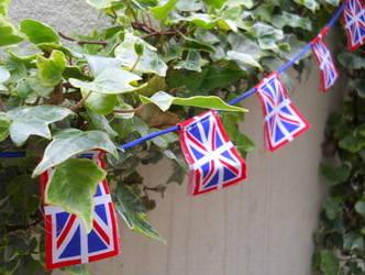Jubilee bunting