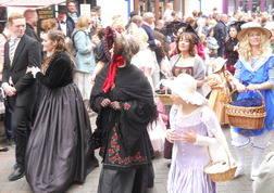 Dickens festival more ladies