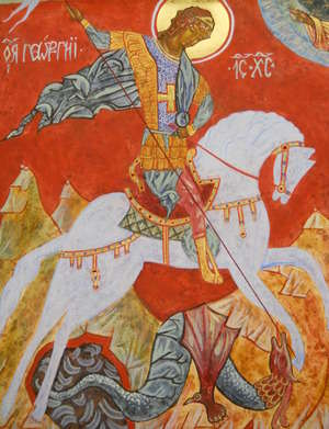 Icon St George