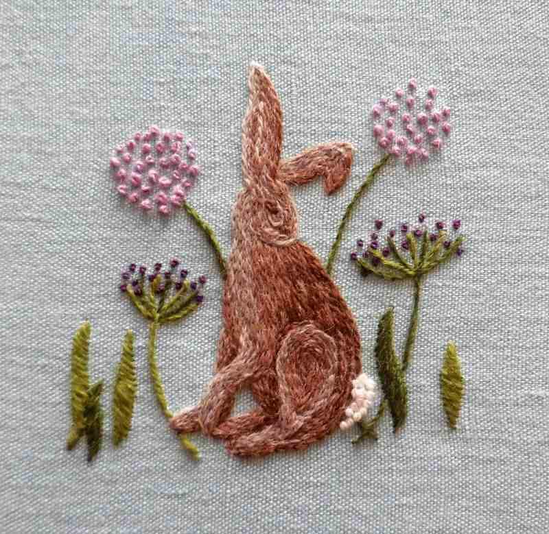 rufford hare