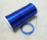 371 thread, Bright blue