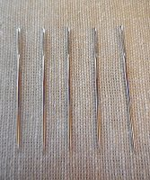 Needles - Chenille size 22 (pack of 5)