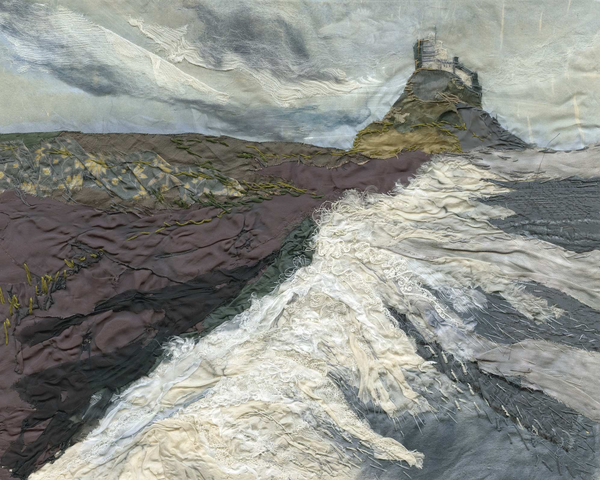 Lindisfarne Storm